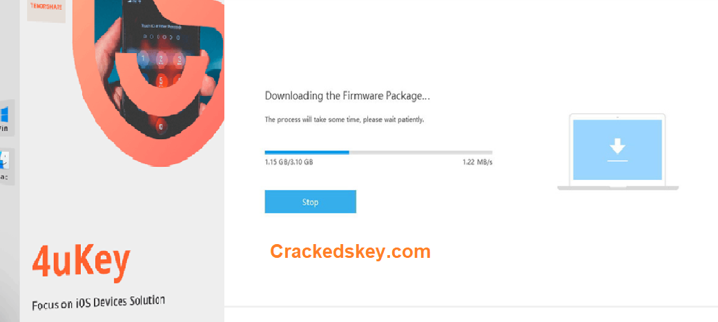 Tenorshare 4uKey 2.1.7.8 Registration Code Incl Crack Download