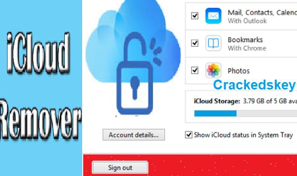 iCloud Remover Keys