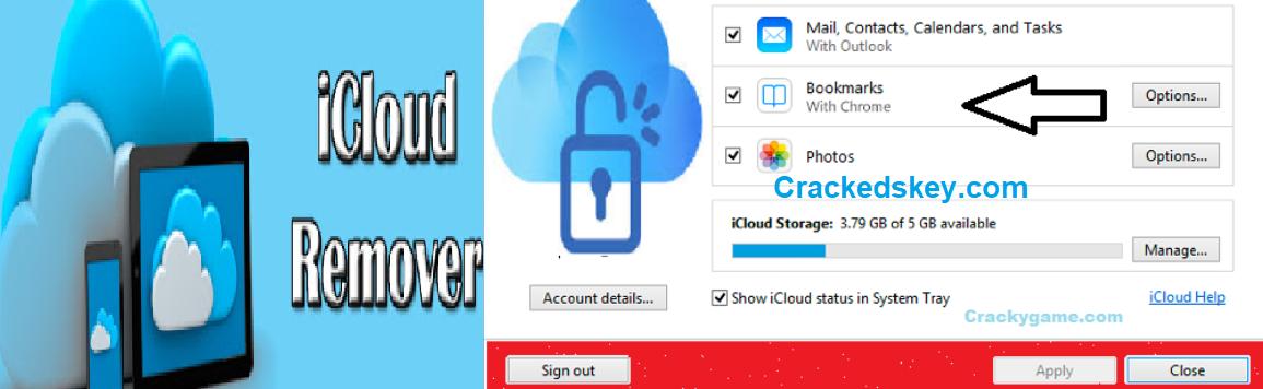iCloud Remover 1.0.2 Crack Incl Full Version Final Torrent 2020