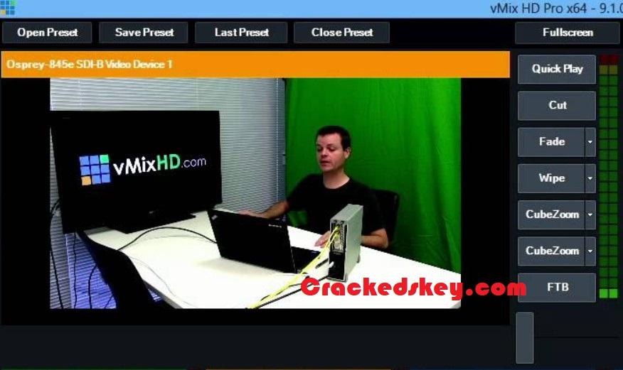 vMix Pro Key