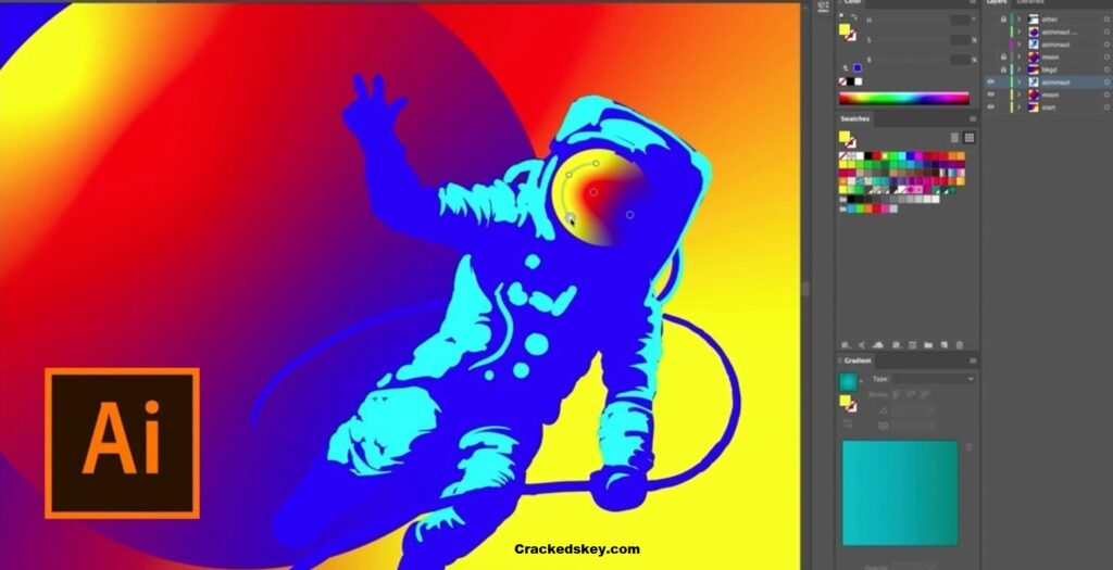 Adobe Illustrator Key