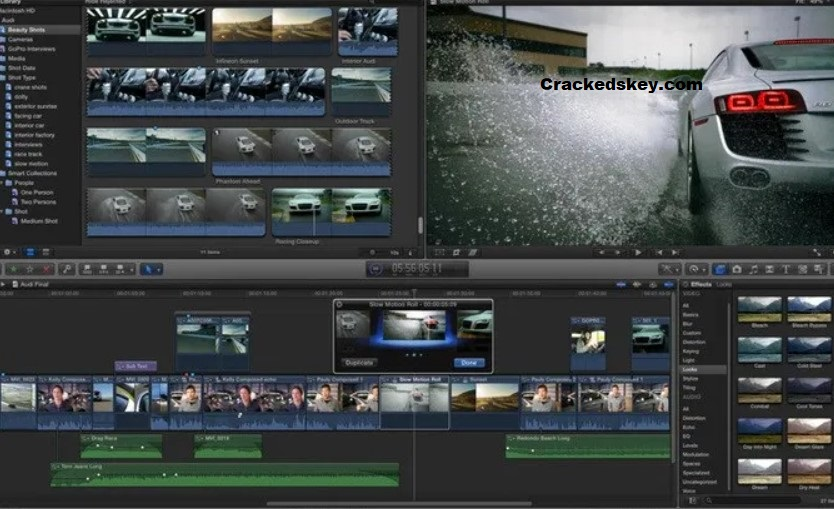 Final Cut Pro X Key