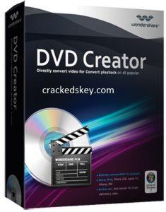 WondershareDVD Creator Crack
